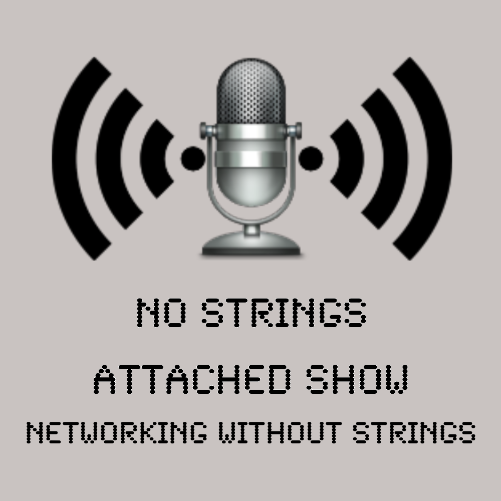 No Strings Attached Show Logo